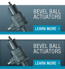 Bevel Ball Actuators
