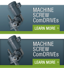 Machine Screw ComDRIVEs