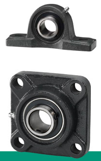 Pillow Block Flange Block